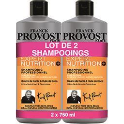 Expert Nutrition - Shampooing professionnel cheveux épais très secs ou frisés