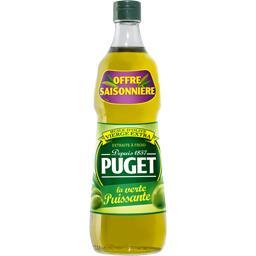 Puget Puget Huile d'olive vierge extra La Verte Puissante la bouteille de 75 cl - Offre Saisonnière