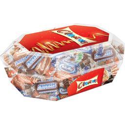 Célébrations Célébrations Assortiment de chocolats la boite de 288 g