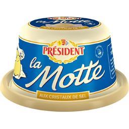 Beurre La Motte grains de sel de mer 80% MG