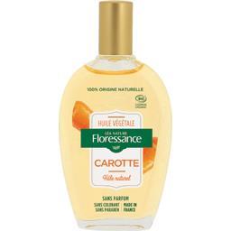 Floressance Floressance Huile végétale à la carotte BIO la bouteille de 50 ml
