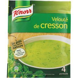 Knorr Knorr Soupe déshydratée velouté de cresson le sachet de 53 g
