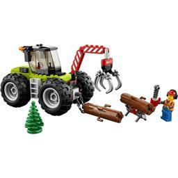 City - Le Tracteur Forestier 5-12