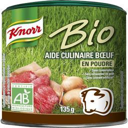 BIO - Aide culinaire bœuf en poudre BIO