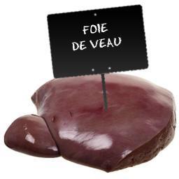 Foie de VEAU