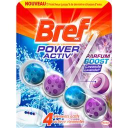 WC - Bloc WC Power Activ' parfum Boost lavande