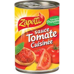 Sauce tomate cuisinée