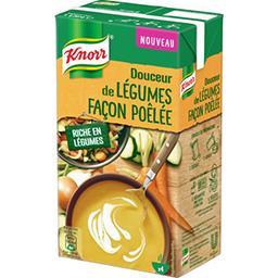 Knorr Knorr Douceur de légumes façon poêlée la brique de 1 l