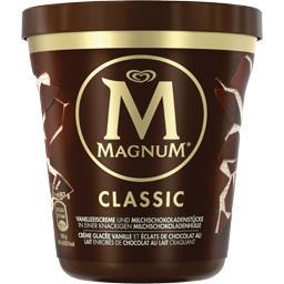 Crème glacée Classic vanille et éclats de chocolat