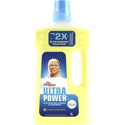 Mr. Propre Ultra power citrons d'été nettoyant multi-usages pui...