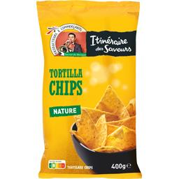 Chips Tortilla nature - Saveur du Mexique
