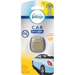 anti-tabac - diffuseur désodorisant pour voiture