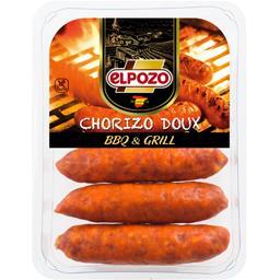 Chorizo doux BBQ & Grill