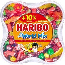 Bonbons assortiment World Mix