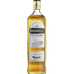 Irish Whiskey Triple Distillled Smooth & Mellow