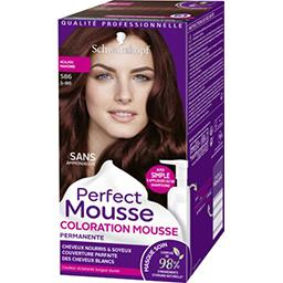 Perfect Mousse - Coloration acajou 586