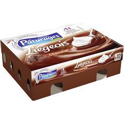 Dessert Liégeois chocolat