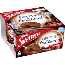 Ferme & Fondant - Spécialité laitière chocolat