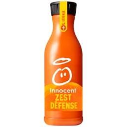 Innocent Innocent Jus Zest Défense orange carotte mandarine citron gingembre la bouteille de 750 ml