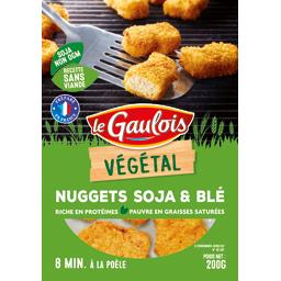 Végétal - Nuggets soja & blé