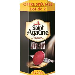 Saint Agaûne - Spécialité de saucisson sec