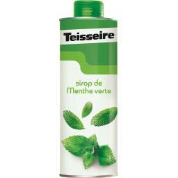 Teisseire Sirop de menthe verte - EDITION COLLECTOR la bouteille de 60 cl