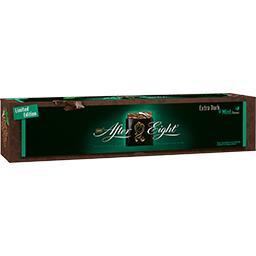 After Eight Nestlé Chocolat After Eight saveur chocolat noir intense & menthe la boite de 400 g