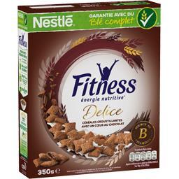 Fitness - Céréales Délice cœur au chocolat