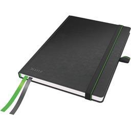 Cahier Complete A5 ligné noir