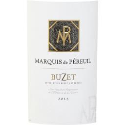 Buzet Marquis de Péreuil vin Rouge 2015
