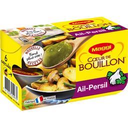 Cœur de Bouillon - Bouillon ail persil
