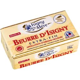 Beurre d'Isigny AOP doux extra-fin