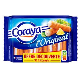 Coraya Surimi L'Original