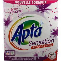 Sensation - Lessive poudre Senteur Pivoine