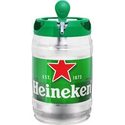 Heineken Heineken Bière Original le fût de 5 l
