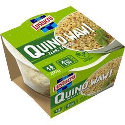 Quino-Waw - Quinoa blanc et rouge