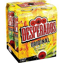 Desperados Bière Tequila