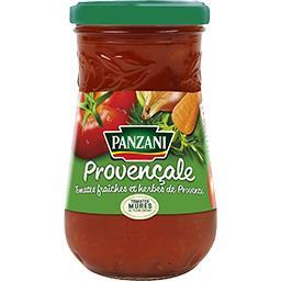 Sauce provençale tomates 100% fraîches