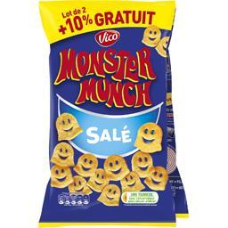 Monster Munch Vico  - Biscuits apéritif salé