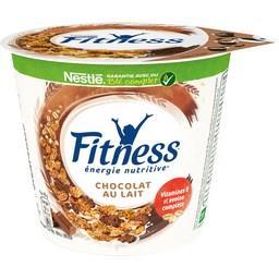 Fitness - Céréales chocolat au lait
