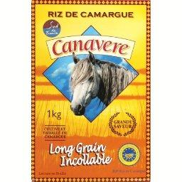 Riz long grain de Camargue incollable