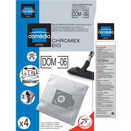 Sacs aspirateurs DOM-06 compatibles Chromex, Eio