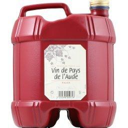 Vin rouge de pays de l'Aude