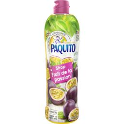Sirop fruit de la passion