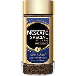 Spécial Filtre - Café soluble décaféiné