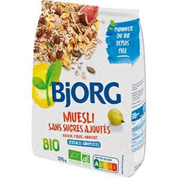 Bjorg Muesli sans sucre ajouté BIO