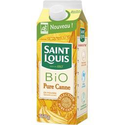 Spécialité sucrière pure canne BIO en poudre