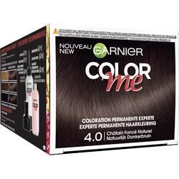 Color Me - Coloration châtain foncé naturel 4.0