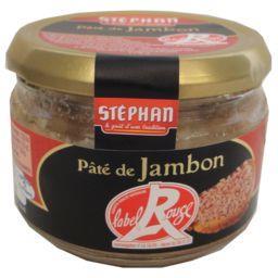 Pâté de jambon Label Rouge