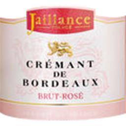Crémant de Bordeaux Jaillance - 25% de Remise Immédiate Brut vin Rosé